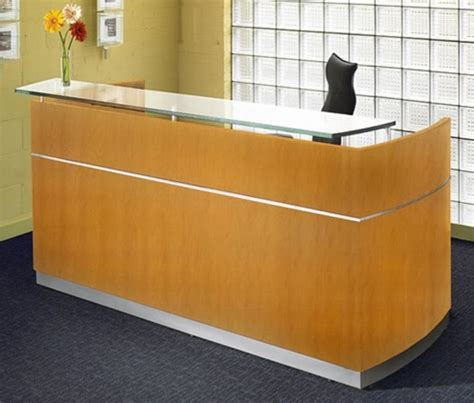 reception area desks best reception desks for office welcome areas officefurnituredeals design news