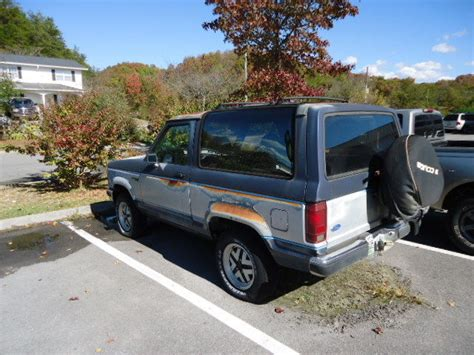 electric and cars manual 1990 ford bronco seat position control 1990 ford bronco ii xlt quot great project suv quot original owner for sale ford bronco ii 1990 for