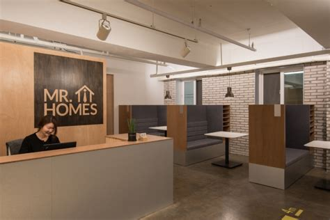 Home Office Realty by Mr Homes Real Estate Agency Office By Intu Ne Seoul
