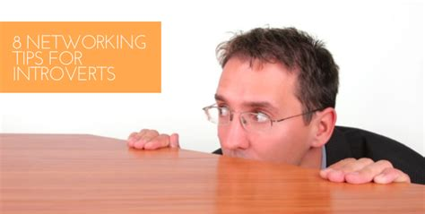 Mba For Introverts by 8 Networking Tips For Introverts Michael Christman