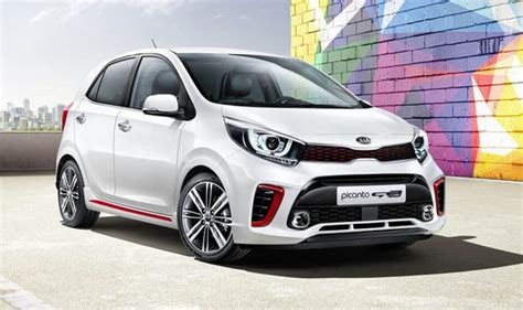 Lu Mobil Kia Picanto Kia Picanto Pictures Revealed New City Car To Be Debuted