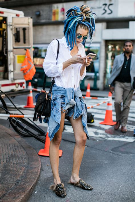 2017 Summer Style fashion week 2017 street style latest trend fashion