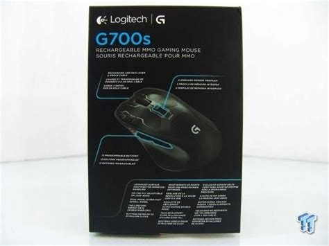 Ultimate Logitech Gaming Package logitech g700s rechargeable gaming mouse review logitech and packaging design