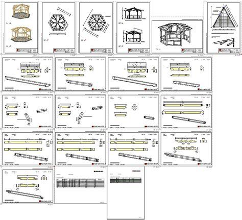 holzpavillon bauanleitung und bauplan bvrao - Holzpavillon Selber Bauen Bauplan