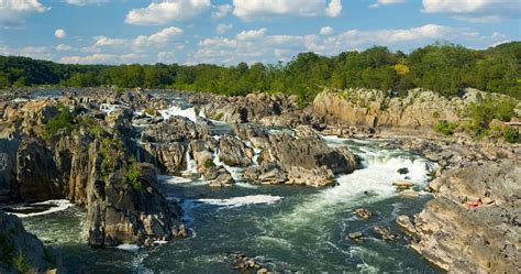 Find Great Great Falls Park Find Your Chesapeake National Park Service And Chesapeake Conservancy