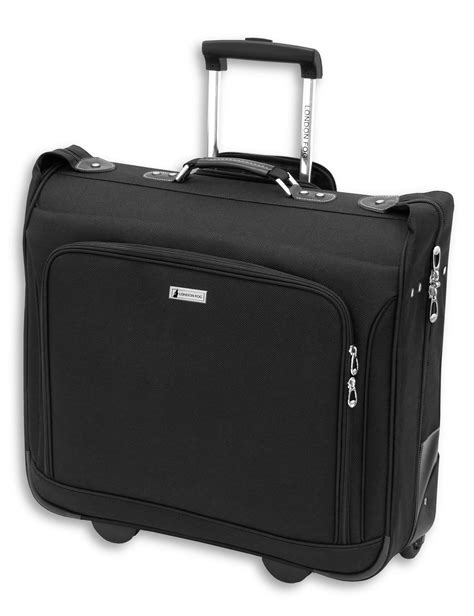"Amazon.com | London Fog Buckingham 44"" Wheeled Garment Bag"