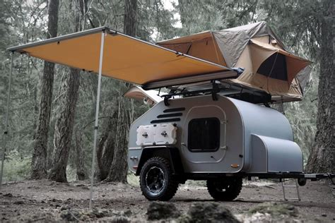 offroad trailer 5 small cer trailers for awesome off road vacations