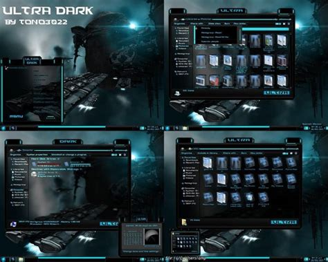 download cool themes for windows 10 10 very cool dark windows 7 themes for 2014