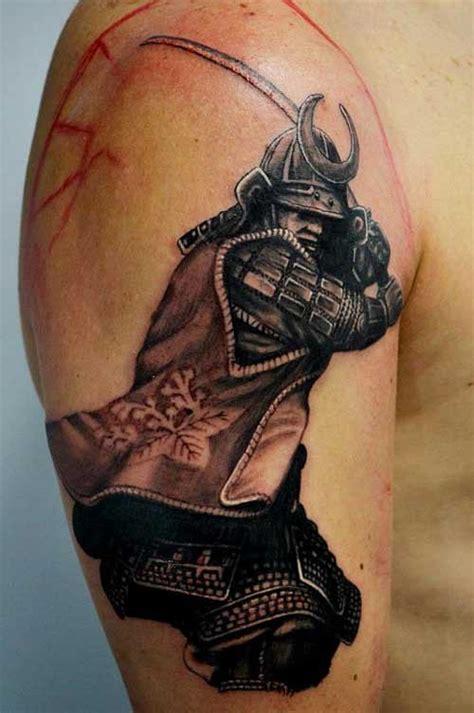 25 fotos tatuajes samurai de los hombres de oriente