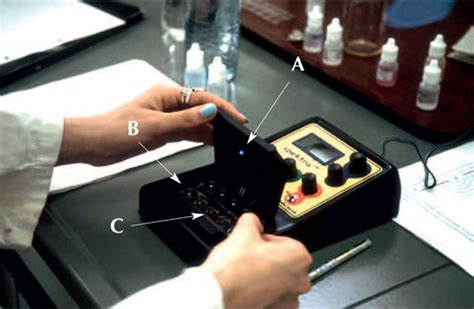 design an experiment using the spectrophotometer spectrometry at school hands on experiments www