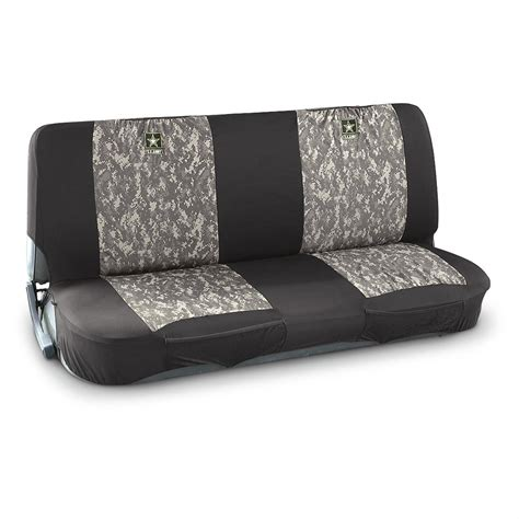 camo bench seat covers u s army bench seat cover digital camo 161990 seat
