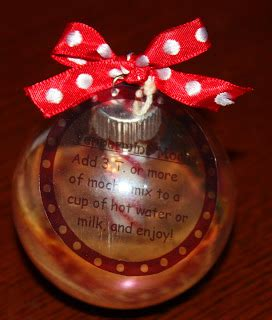 christy robbins homemade gifts   group peppermint