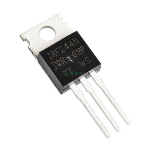 transistor irfz44a 5pcs irfz44n irfz44 transistor mosfet n channel 49a 55v ebay