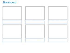 storyboard template colouring pages 2