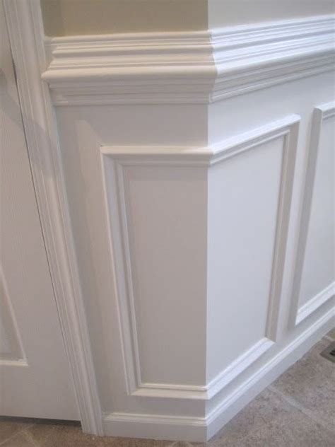 how to install chair rail molding with wainscoting 17 best ideas about installing wainscoting on