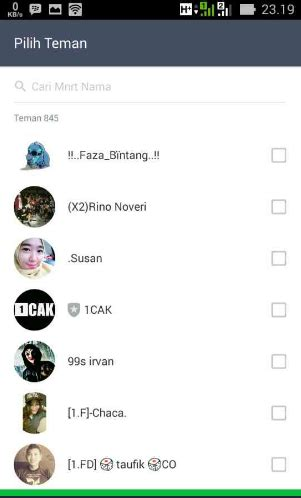 cara membuat wallpaper chat di line multi chat cara membuat mc di line
