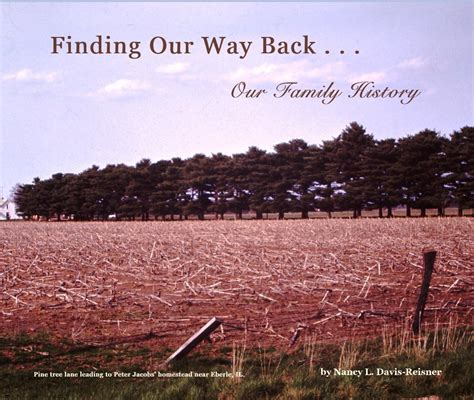 island finding our way books finding our way back by nancy l davis reisner