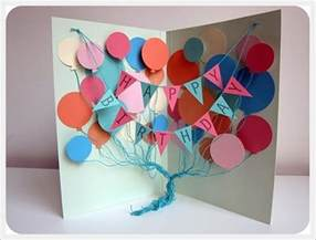 ideas for birthday cards for 30 cool handmade card ideas for birthday and