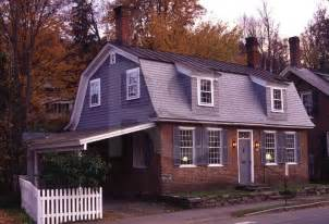 Gambrel Style by Gambrel Roof Home
