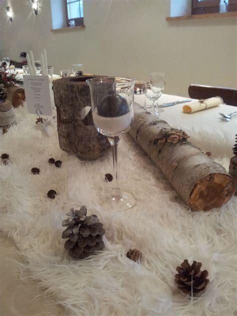 Marriage en hiver salle