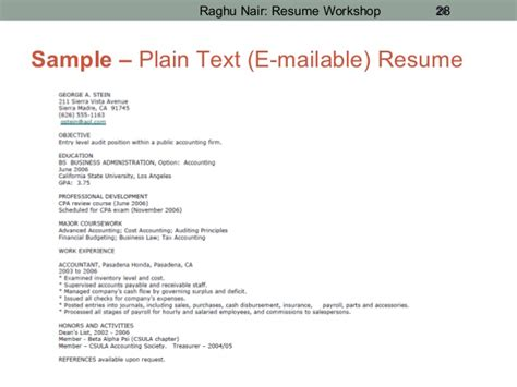resume text exles make resume text exles text text