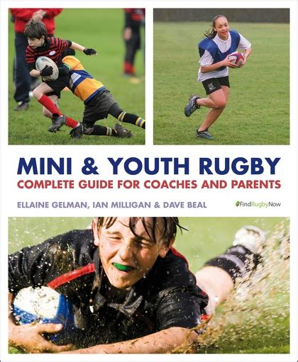 usa football youth coaching handbook books mini and youth rugby the complete guide for coaches and