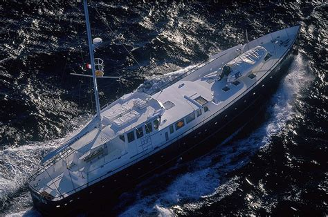 custom long range trawler  sale