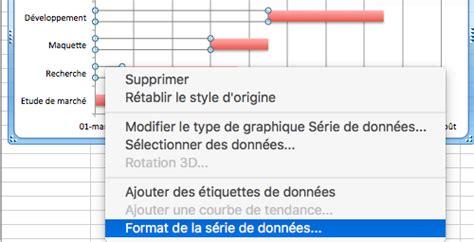 comment creer un diagramme de gantt avec excel comment cr 233 er un diagramme de gantt sur excel formule excel