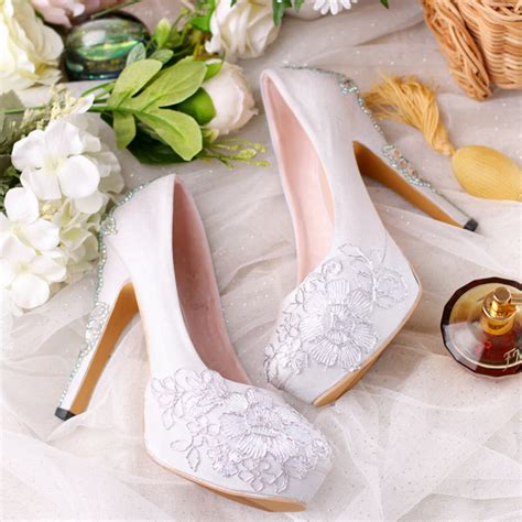 Sepatu High Heels 5112 3 Silver sepatu platform luminous silver