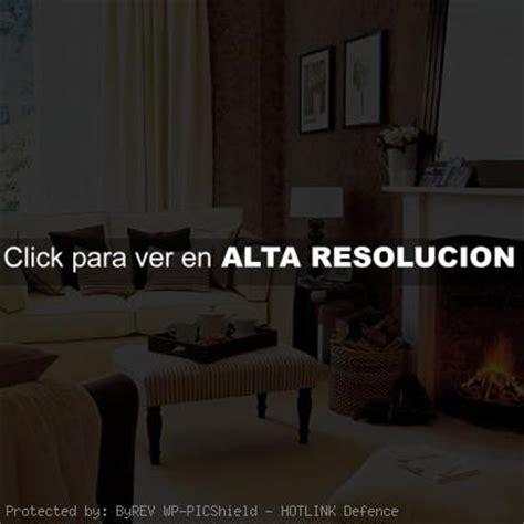 como decorar sala con muebles marrones decoraci 243 n de salas con detalles en marr 243 n decoracion de