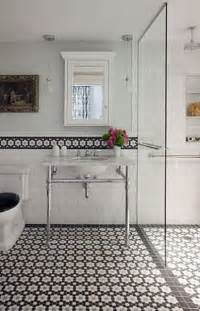 bathroom mosaic border tiles 29 ideas to use all 4 bahtroom border tile types digsdigs