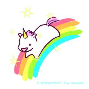 unicorn rainbow weeee cutie baby unicorn sliding down a rainbow this is totally how i feel on a friday don