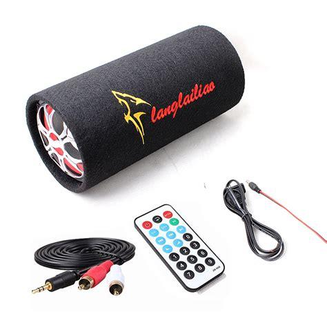 Speaker Subwoofer 5 Inchi 5 inch car sub woofer