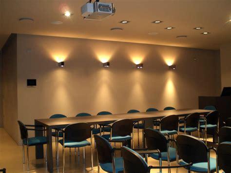 illuminazione sala foto illuminazione sala riunioni di friul elettra 156160