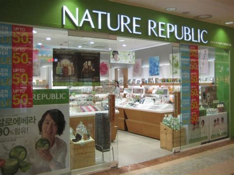 cosmetics brand overview nature republic jyj kara and