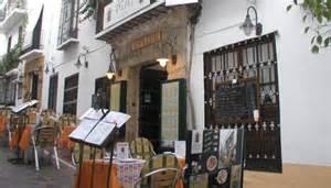 marbella patio restaurant in marbella my guide marbella