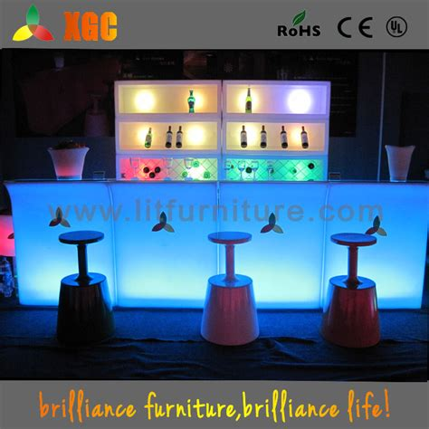 led bar counter led coffee table led led table for bar led furniture led garden sell light bar table led bar counter shenzhen xgc furniture co ltd