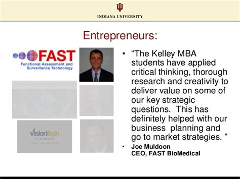 Kelley Mba Questions by Ueda 2015 Awards Of Excellence Community Connected