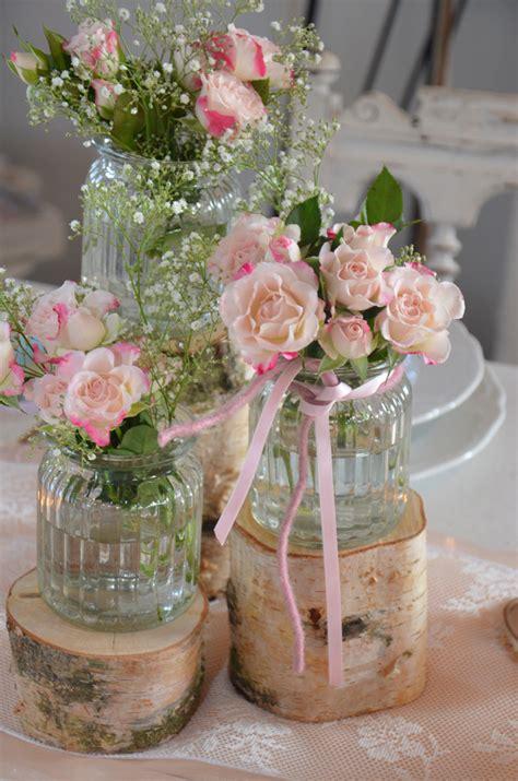 Deko Hochzeit Vintage by Hochzeitsdeko Stammset Holz Vasen Hochzeit Vintage Ein