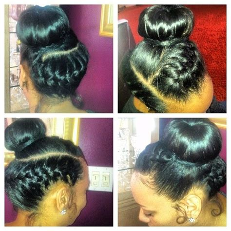 nice hairstyles buns nice the brown truth s fb page and blog www facebook com
