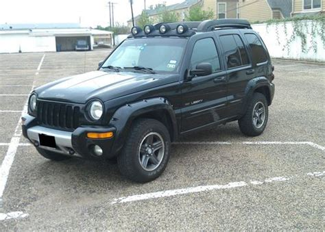 how to sell used cars 2003 jeep liberty parental controls sell used 2003 jeep liberty renegade 4x4 in dallas texas united states for us 9 000 00