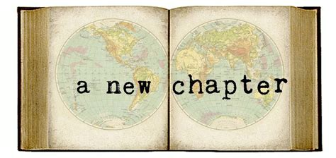 new chapter writing a new chapter lohas