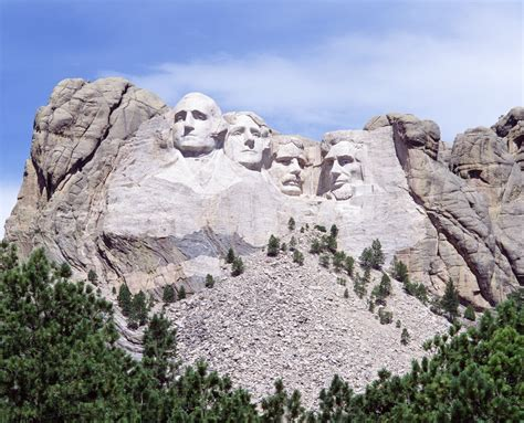 mount rushmore mount rushmore before the carving pics
