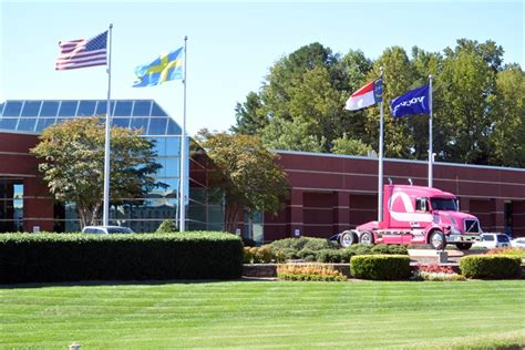 volvo north america headquarters volvo trucks north america s corporate headquarters is