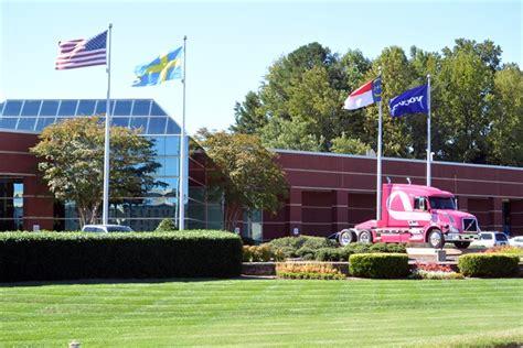 volvo trucks north america  corporate headquarters   located volvos  greensboro
