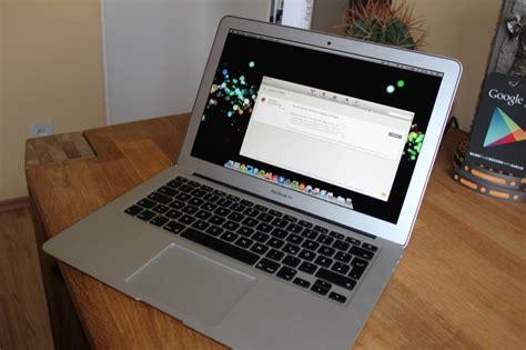 Update Macbook Air macbook air update behebt diverse probleme