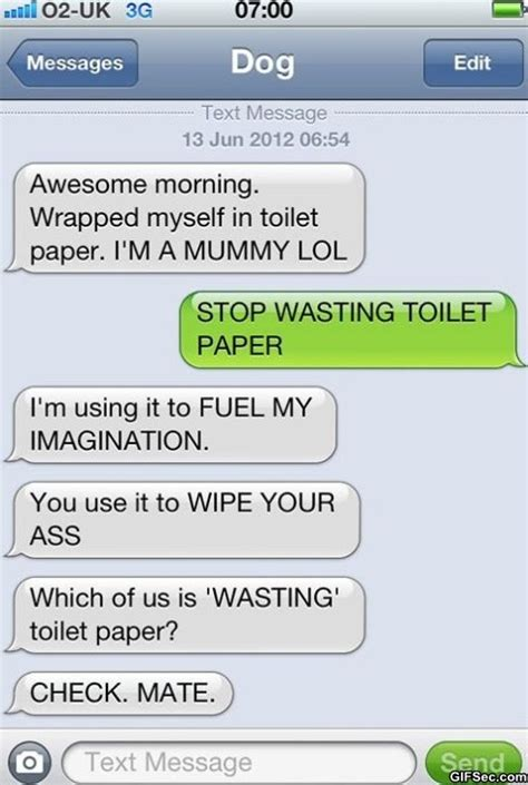 Texting Meme - funny text messages jokes
