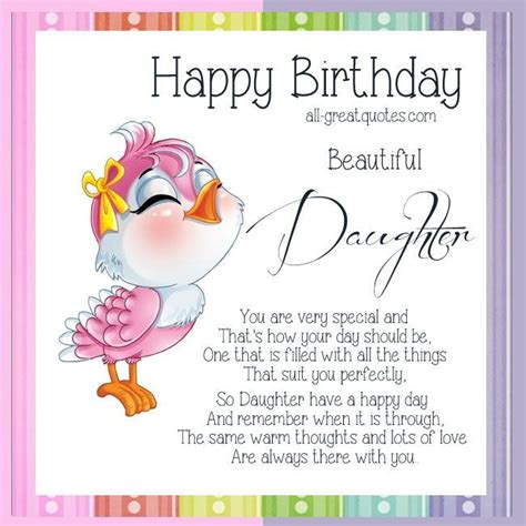 School Birthday Quotes Best 25 Daughter Birthday Ideas On Pinterest Birthday