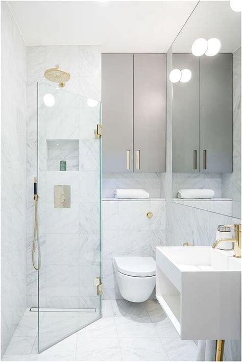desain kamar mandi minimalis kecil elegant terbaru dekor rumah