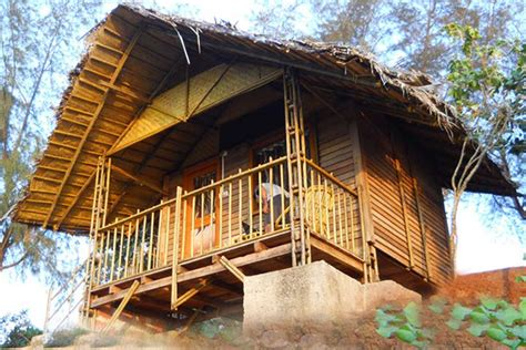Bamboo Cottage by Grassroots Model Bamboo Cottage On Behance